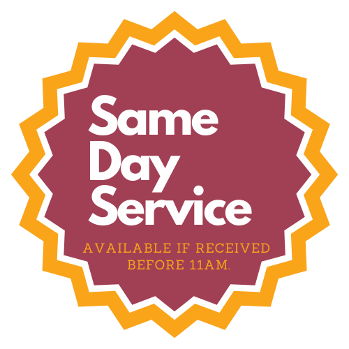 Same Day Dry Cleaning Service
